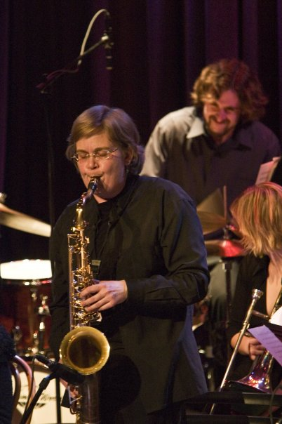 Seattle Women's Jazz Orchestra at Jazz Alley
