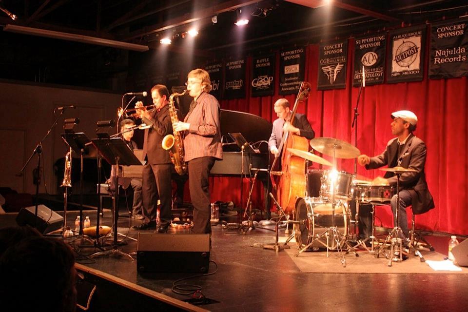 Outpost Concert, Albuquerque NM w/Paul Gonzales