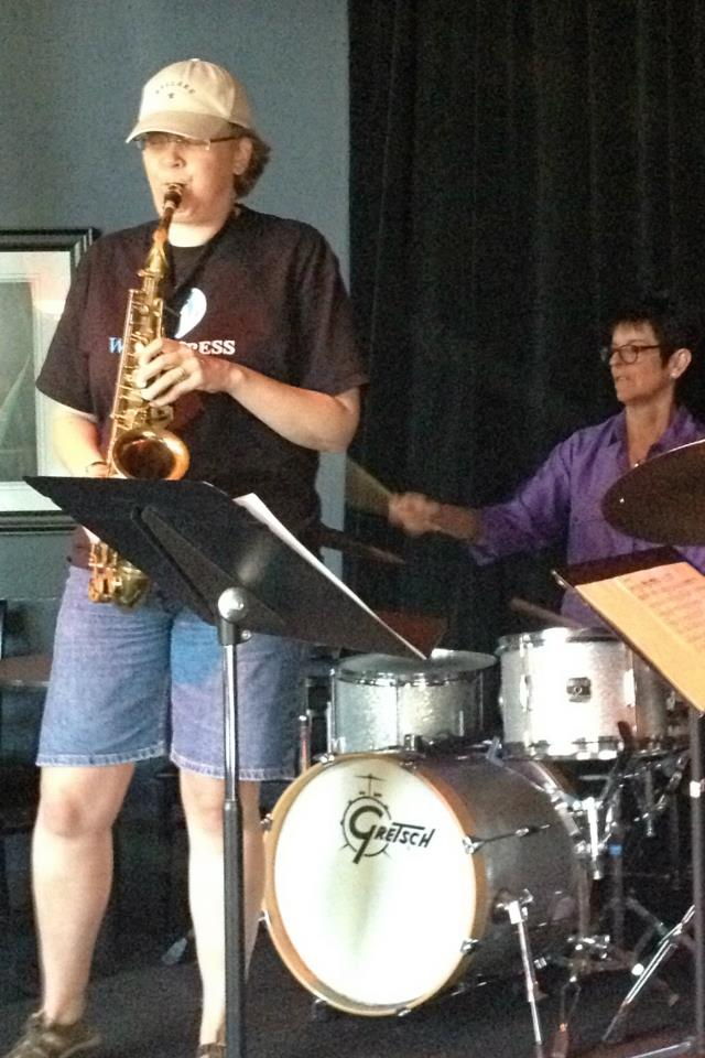 SWOJO jam session at Egan's, w/Patty Padden